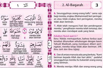 Tafsir Quran Per Kata