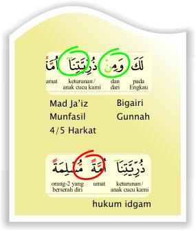 Tajwid Sistem Quantum Reading Qur'an