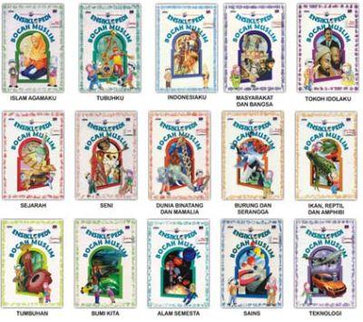 Ensiklopedi Bocah Muslim (EBM) 15 jilid