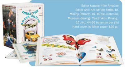 Ensiklopedi Bocah Muslim (EBM)