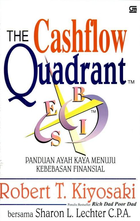 The Cashflow Quadrant, Robert T Kiyosaki